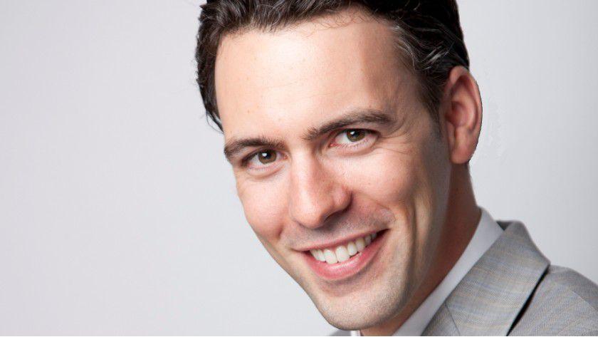 Lutz Küderli gründete zusammen mit Stefan Gersmann das Unternehmen Expertiger.