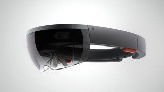 Augmented Reality: Microsoft HoloLens - AR-Brille mit Windows 10 - Foto: Microsoft