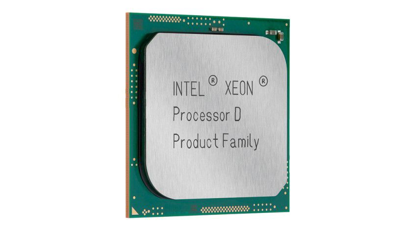 Neu: Intel präsentiert mit dem Xeon D den ersten System-on-a-Chip Server-Prozessor.