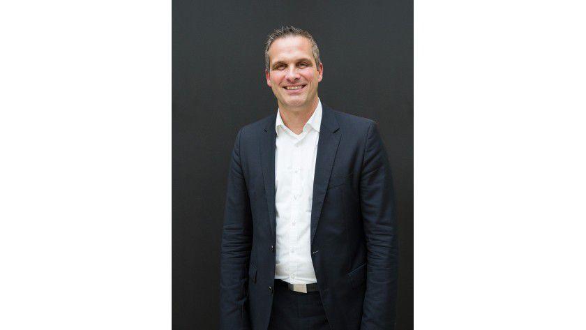 """Hartmut Wagner, Exact Software: """"Der deutsche Mittelstand nutzt verstärkt SaaS-Lösungen."""""""