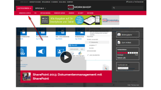 TecWorkshops – neues Tutorial-Format für IT-Profis