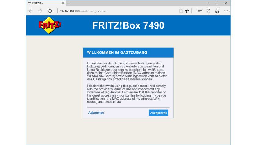 avm fritz os update f r fritz box 7490 das bringt die neue fritz box firmware tecchannel. Black Bedroom Furniture Sets. Home Design Ideas
