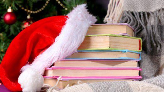 Geschenkt oder selbst gekauft; in Druckform oder digital - durch Bücher lässt sich auch so mancher CIO in den Ruhemodus versetzen.
