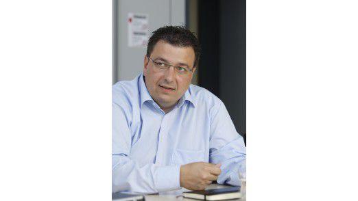 Jochen Apel, CTO Deutsche Telekom Account & Central Europe Region, Alcatel-Lucent: