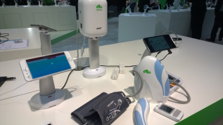 MWC 2015: Acer präsentiert IoT-Plattform mit eigener Cloud-Anbindung - Foto: Hill