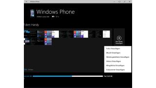 Windows 10 für Smartphones - Preview-Version