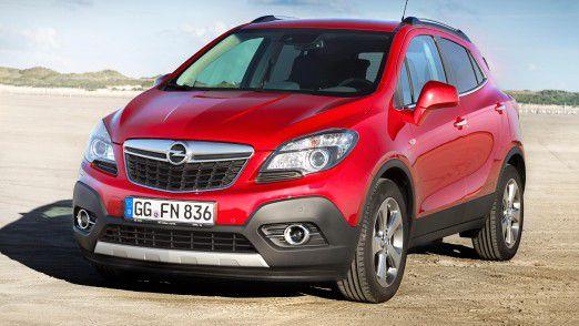 Opel Mokka: Opel soll auch unter PSA eigenständig bleiben.