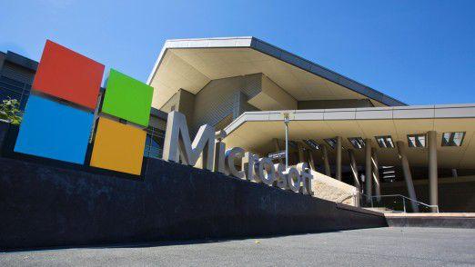 ... Microsoft horten dreistellige Milliarden-Dollar-Beträge im Ausland.