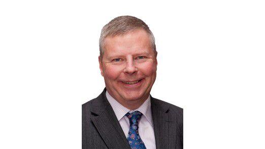 Leif-Olof Wallin, Research Vice President in Gartner Research, und Spezialist für Enterprise Mobility.