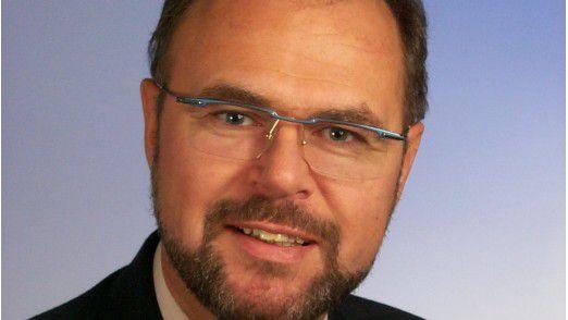 """Peter Maucher, Berater HP Security Services: """"Sichere Applikationsentwicklung erfordert ganzheitlichen Ansatz."""""""