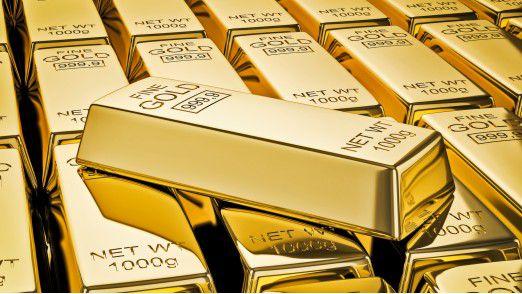 """""""Holt unser Gold heim!"""" - die Bundesbank scheint den Ruf besorgter Bürger und kritischer Politiker erhört zu haben."""