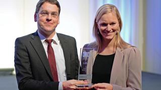 IT Excellence Benchmark: Gazprom gewinnt Anwenderpreis - Foto: Foto Vogt