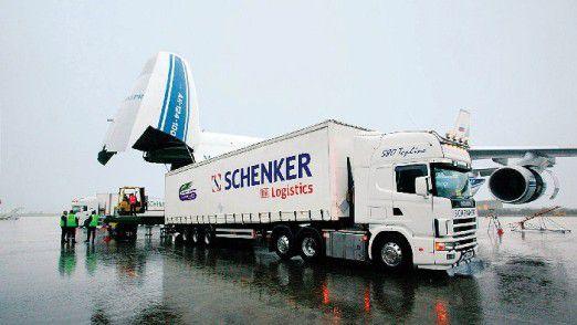 DB Schenker Logistics agiert an mehr als 100 Standorten. Vielfalt herrscht beim Anwender auch im IT-Service-Bereich, in dem konsequent eine Multi-Vendor-Strategie verfolgt wird.
