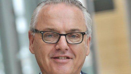 Der neue CIO/CPO der Lufthansa Group, Josef Bogdanski, ist seit 1984 im Unternehmen.
