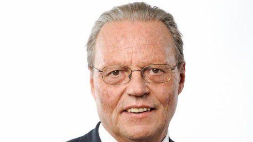 IT-Vorstand Michael Petmecky geht in Rente. Er war 16 Jahre Vorstandsmitglied.
