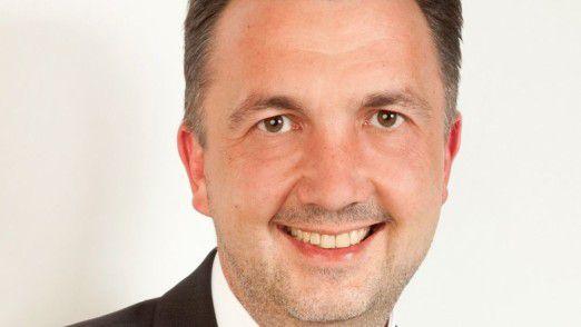 Carsten Soßna ist neuer Bereichsleiter bei MLP in Wiesloch bei Heidelberg.