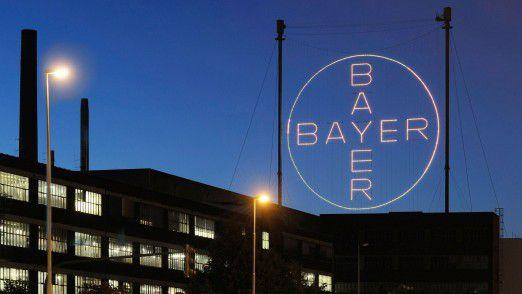 Bayer greift nach dem Saatguthersteller Monsanto.