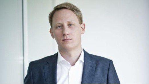 Der neue COO bei s.Oliver Andreas Baur kommt von der Holy Fashion Group.
