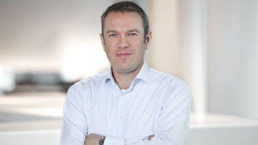 Damian Bunyan wird ab 2016 CIO der neu gegründeten Firma Uniper.