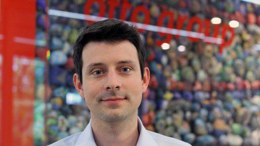 Timo Duchrow, studierter Bioinformatiker, leitet das Data Science Team der Otto Group in Hamburg.