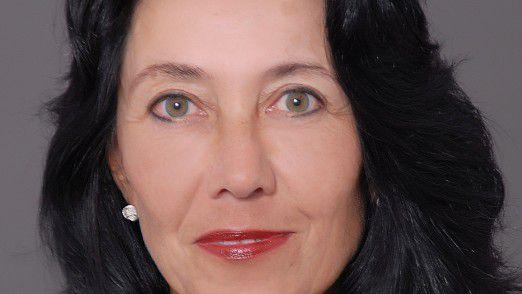 Pamela Herget-Wehlitz ist CIO beim Triebwerk-Hersteller MTU Aero Engines.