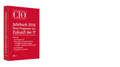 CIO-Jahrbuch 2016: Die IT-Fakten der größten deutschen Konzerne - Foto: cio.de