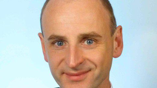 Roger Friedrich Klahold kommt von einem Medizintechnik-Hersteller.
