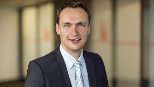 Željko Kaurin ist jetzt Vorstandsmitglied der Ing-Diba in Frankfurt.