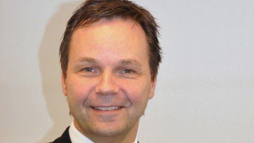 Sönke Frenzel, Gf. von StraTrans und ehemaliger CIO von Giesecke&Devrient