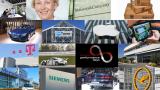 IT-Konzerne und Autohersteller: Traumarbeitgeber der Young Professionals 2015