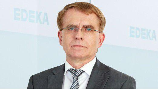 Der bisherige Edeka-Vorstand Michael Wulst ist in den Ruhestand gegangen. Er war seit 2013 IT-Vorstand.