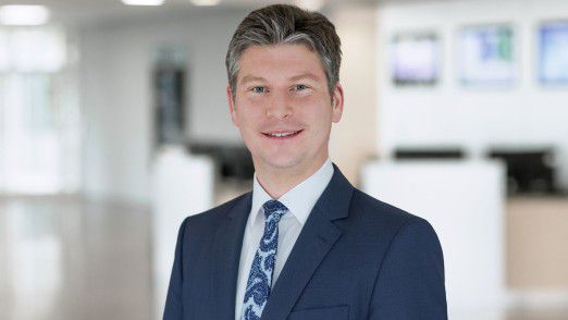Holger Witzemann ist Geschäftsführer der AOK Systems GmbH.