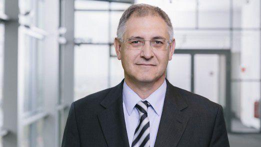 Martin Wiedenmann ist IT-Chef bei Ledvance.