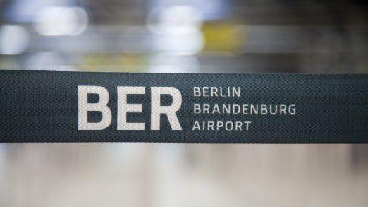 Völlig überfordert sind die Verantwortlichen mit dem Großprojekt Flughafen BER.