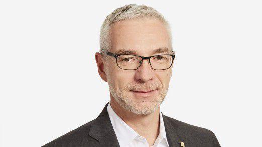 Gottfried Koch leitet die IT der Coca-Cola Erfrischungsgetränke GmbH.