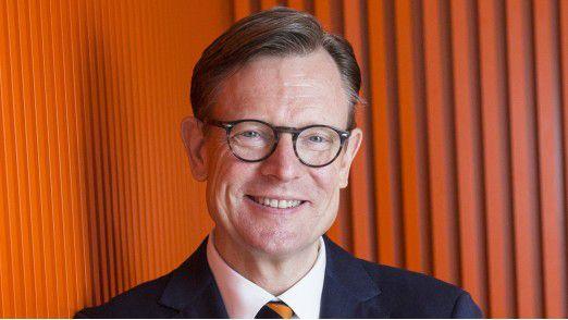 ING-DiBa Vorstandsvorsitzender Roland Boekhout