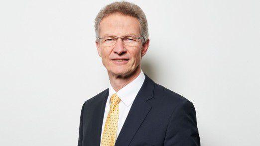 CFO Wolfgang Mücher übernahm bei EWE die IT kommissarisch.