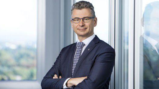 Helge-Karsten Lauterbach ist neuer CIO bei Bilfinger.