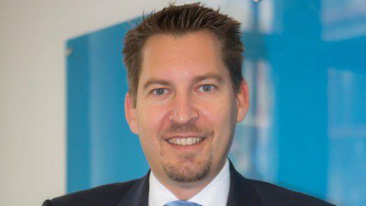Stefan Domsch ist CIO beim TÜV Süd.