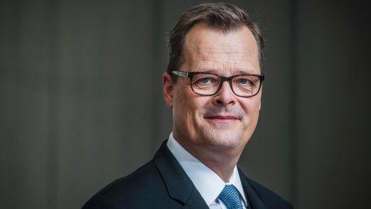 Joachim Wuermeling ist IT-Vorstand bei der Deutschen Bundesbank.