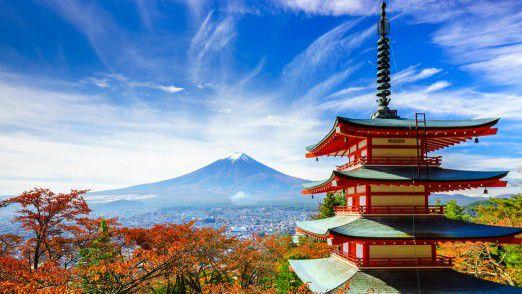 Geschenke gehören in Japan zum Alltag und stellen einen nicht zu unterschätzenden Wirtschaftsfaktor dar.