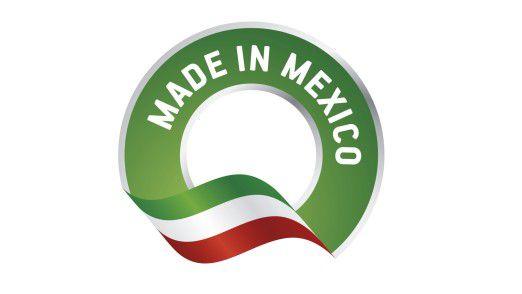 Made in Mexiko: Die Perle der mexikanischen Industrie - die Automobilindustrie - ist in Gefahr.
