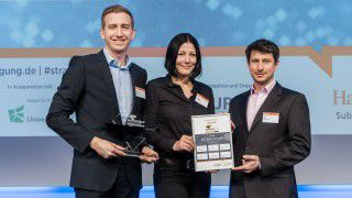 "Handelsblatt IT-Award: DB Systel gewinnt ""Diamond Star"" - Foto: Euroforum"