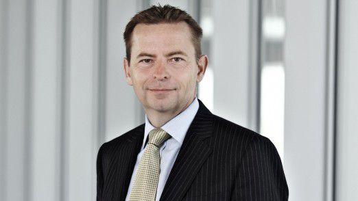 Robin Johnson ist bei Munich Re seit April Nachfolger von Rainer Janßen.