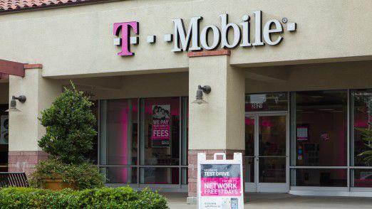 T-Mobile US fährt eine sehr aggressive Strategie.