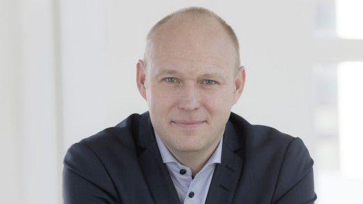 Marcus Claesson ist CIO bei Daimler Trucks, Buses & Vans.