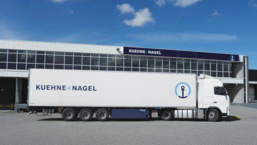 Kühne + Nagel will Transportvergabe und -abwicklung sowie Monitoring mit Komplett- und Teilladungsspediteuren auf die neue Plattform migrieren.