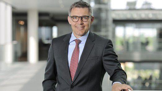 Mario Krause ist Vorstandsvorsitzender der Talanx Systeme AG.