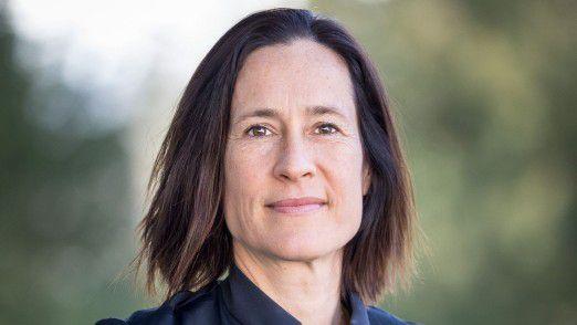 Maya Bundt ist Leiterin Cyber & Digital Strategy beim Rückversicherer Swiss Re.