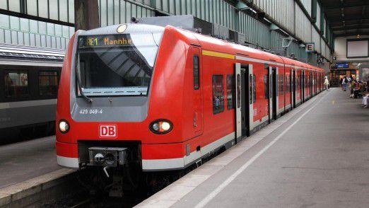 Auch Fahrgastzählung, WLAN-Kameras und Kofferverfolgung wären im Connected Train möglich.